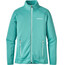 Patagonia W's R1 Full-Zip Jacket Strait Blue